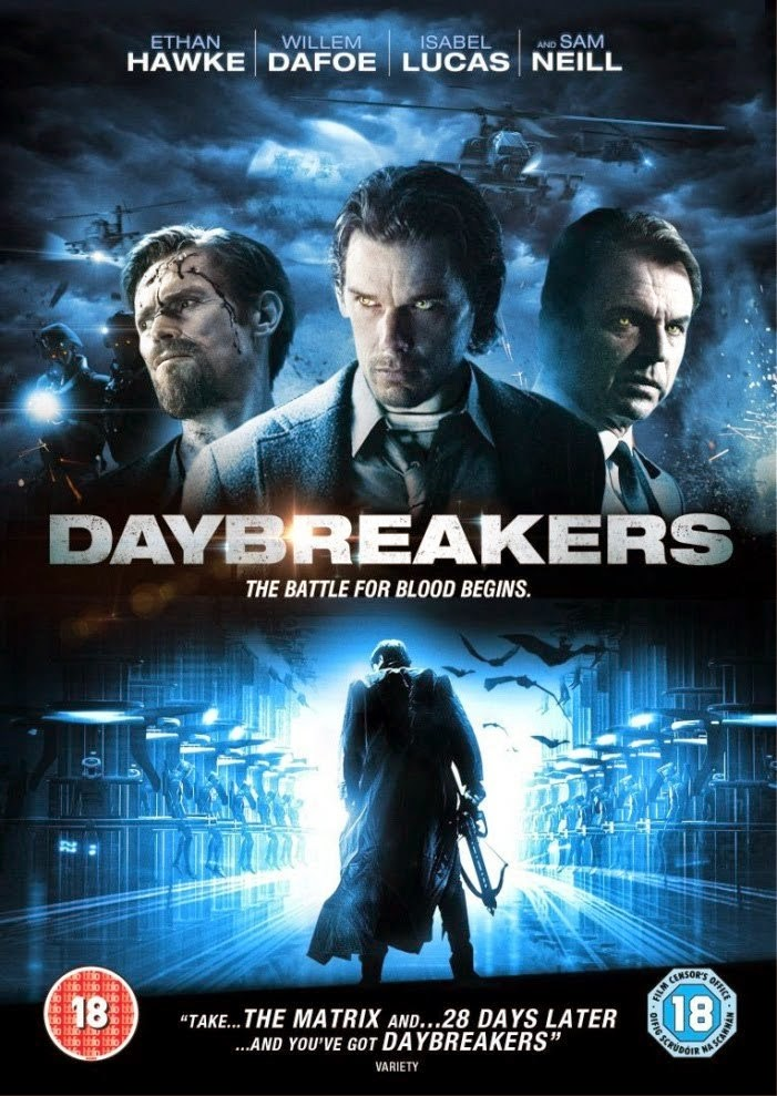 Daybreakers วันแวมไพร์ครองโลก [HD][พากย์ไทย]