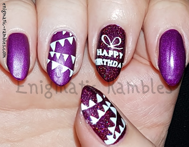 Purple-Birthday-Nails