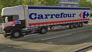 New Carrefour trailer mod