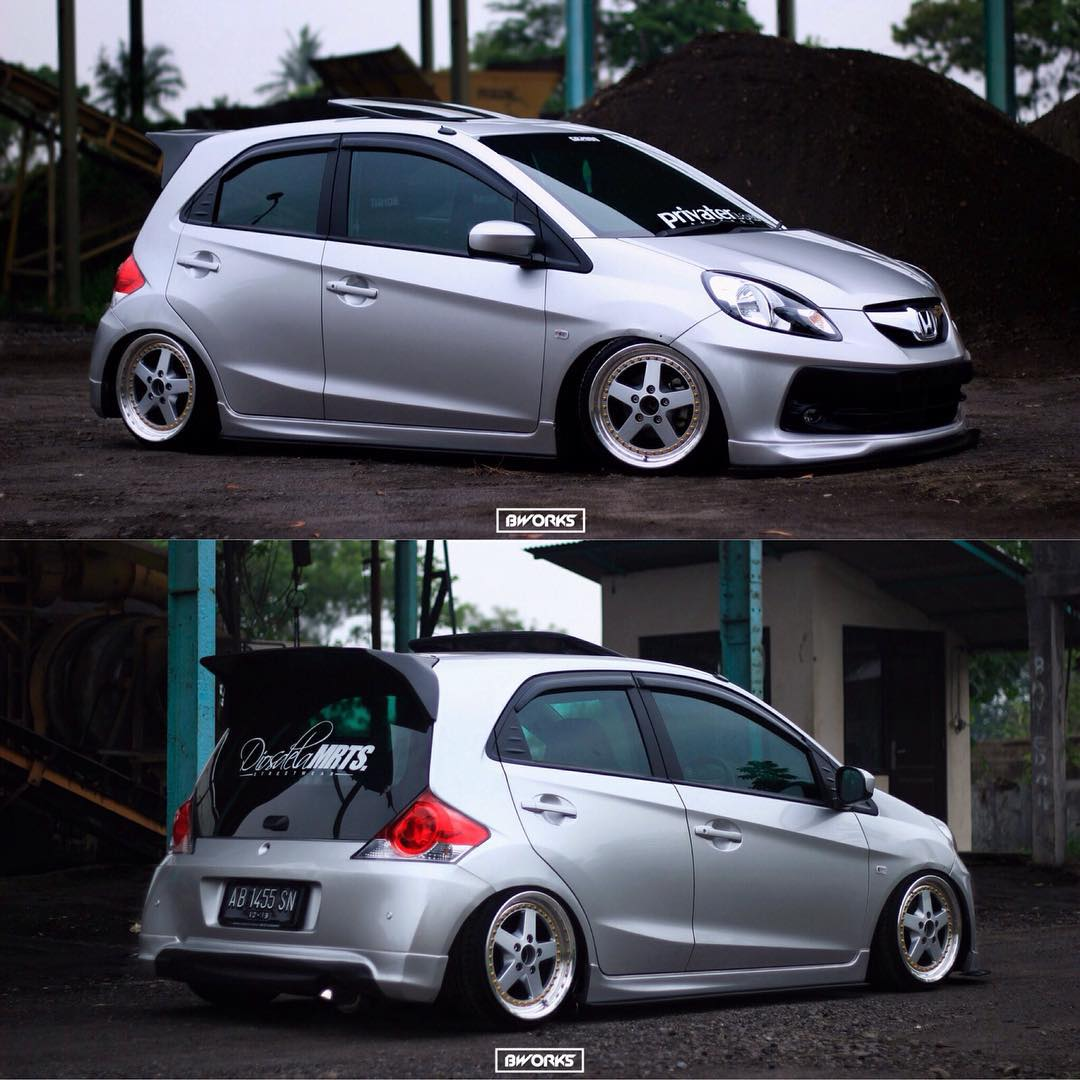 Download Koleksi 77 Modifikasi Modifikasi Honda Brio ...