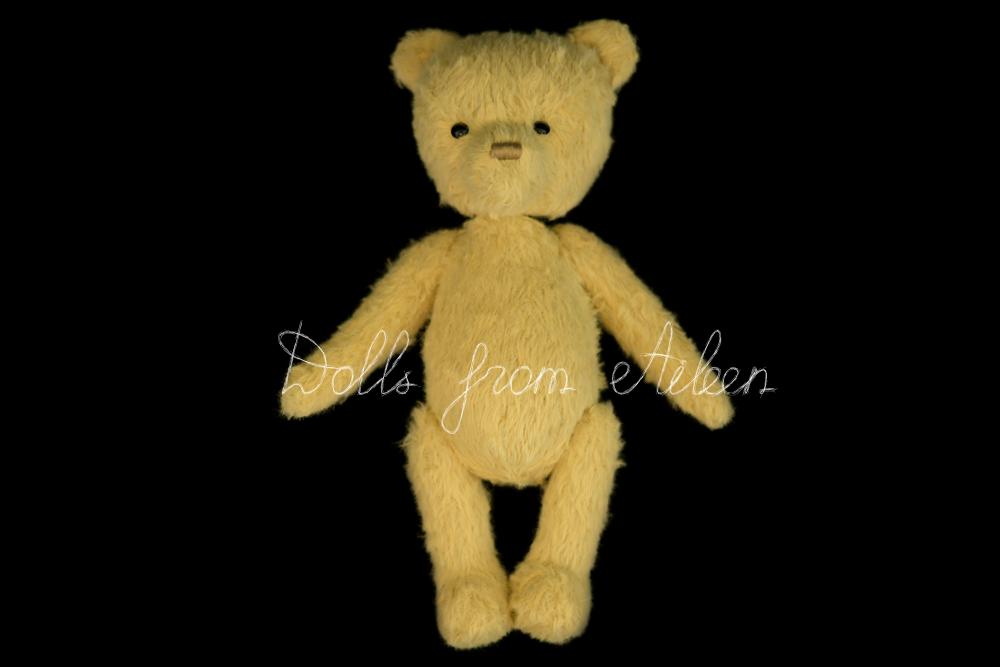 ooak artist teddy bear