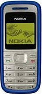 Nokia 1200 ( rh-99 ) latest flash file
