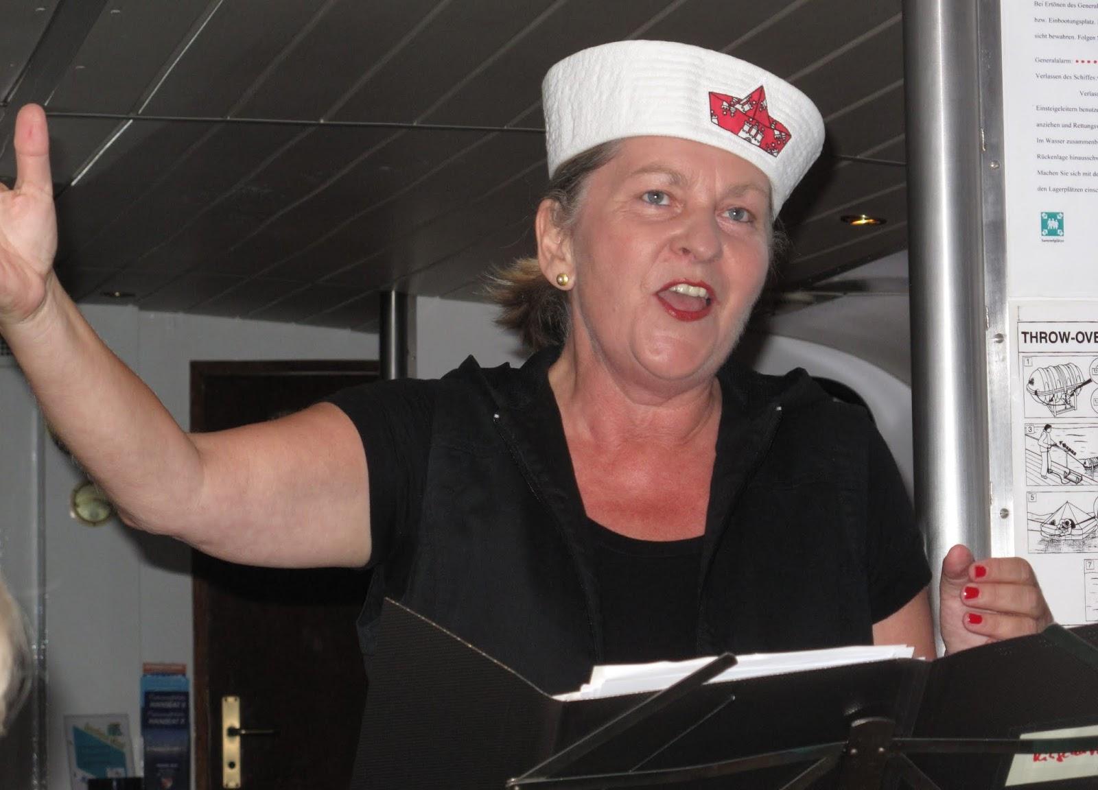 Helga Siebert. Hamburger Mensch #208