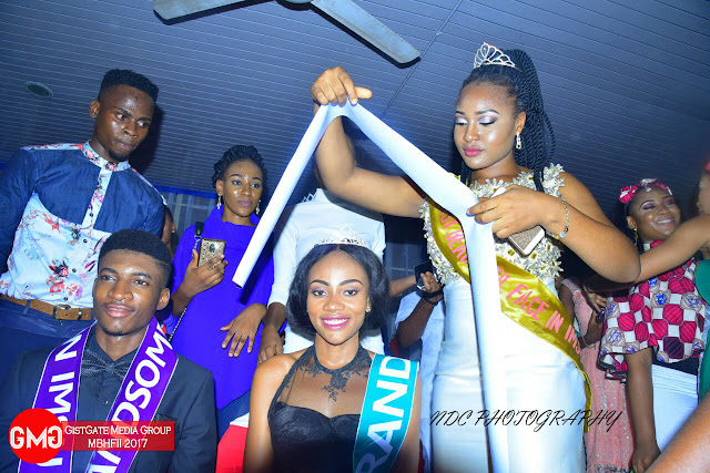 Photo and event recap: GRAND FINALE OF MOST BEAUTIFUL BEAUTIFUL AND HANDSOME FACE IN IMSU 2017