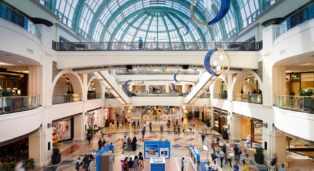 Mall of the Emirates Dubai Shopping Festival 2017