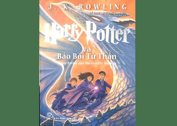 Sách Harry Potter tập 7 - Harry Potter và bảo bối tử thần ( Phần 2)