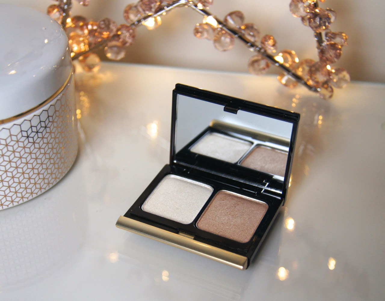 kevyn aucoin eyeshadow duo #202 review