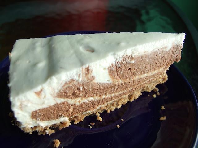 sernik czekoladowy na zimno