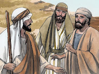 Jesus' first disciples 2