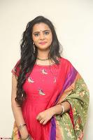Manasa in Pink Salwar At Fashion Designer Son of Ladies Tailor Press Meet Pics ~  Exclusive 60.JPG