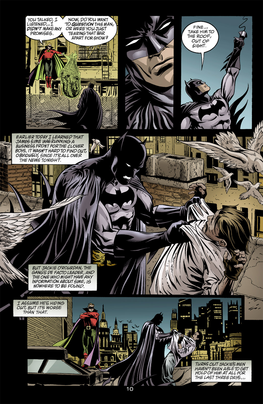 Detective Comics (1937) 785 Page 10
