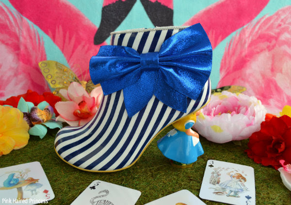 irregular choice alice who in the world am i? stripes