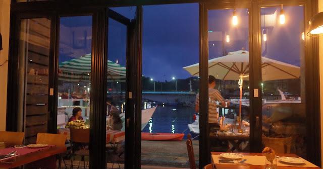 基隆老漁港裡的西班牙小餐館 Casa Picasso 和平島隱藏美食