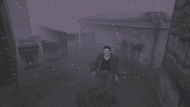 silent hill mampu menyuguhkan nuansa horror kepada pemainnya