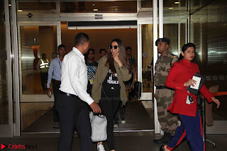 Deepika Padukone Spotted at Airport 11 March 2017 004.JPG