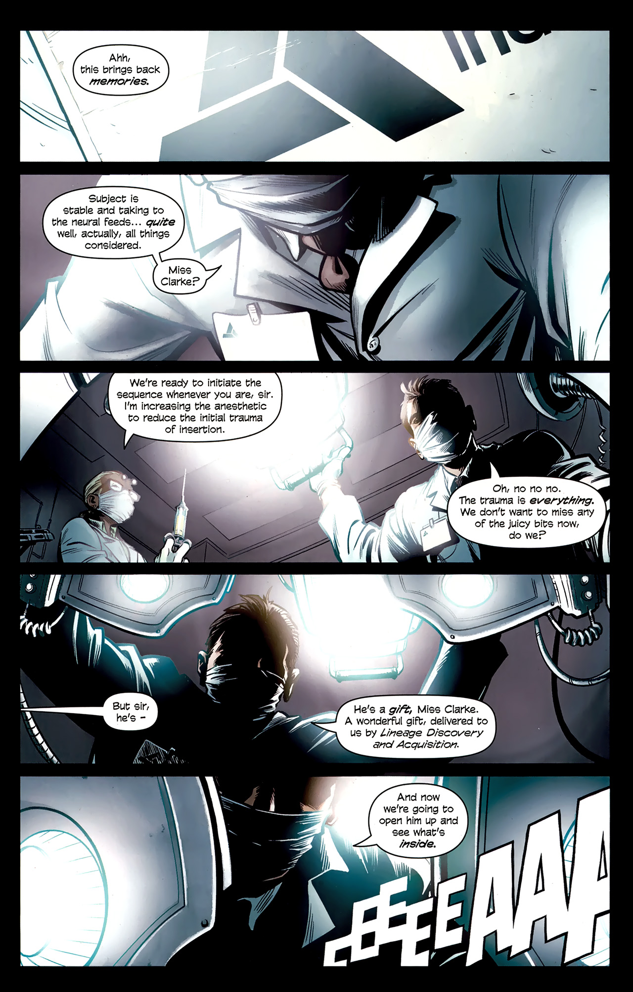 Read online Assassin's Creed: The Fall comic -  Issue #1 - 3