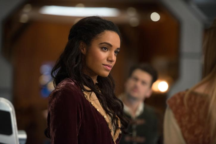 Legends of Tomorrow - Episode 2.12 - Camelot/3000 - Promos, Sneak Peek, Inside The Episode, Promotional Photos & Press Release