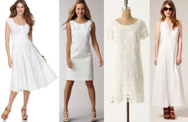 9db7d4e71f White Dresses for Spring... And Murder