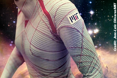 Next Generation Spacesuit like Second Skin