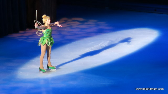 Tinkerbell Disney on Ice