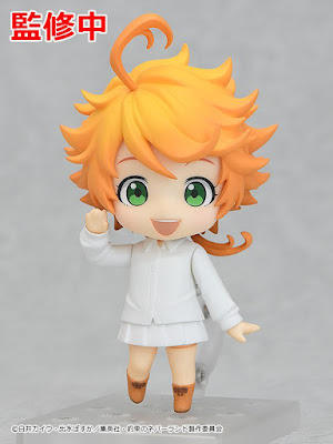 The promised Neverland Nendoroid Emma
