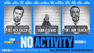 Segunda temporada de No Activity