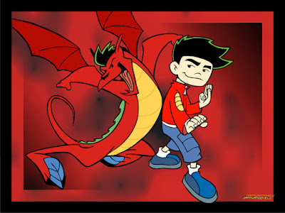 Ver Jake Long: el dragón occidental Online
