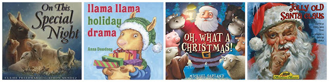 special christmas books, fun and silly christmas stories, best christmas books