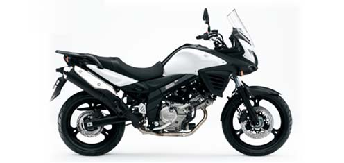 Suzuki V-Strom 650 Review and Specs