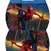Spiderman: Caja Almohada para Imprimir Gratis.