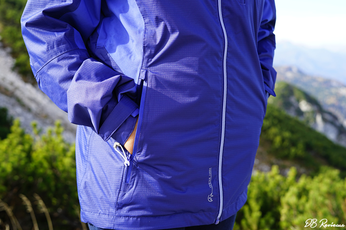 Regatta Cross Penine III Hybrid Breathable Waterproof Stretch Jacket