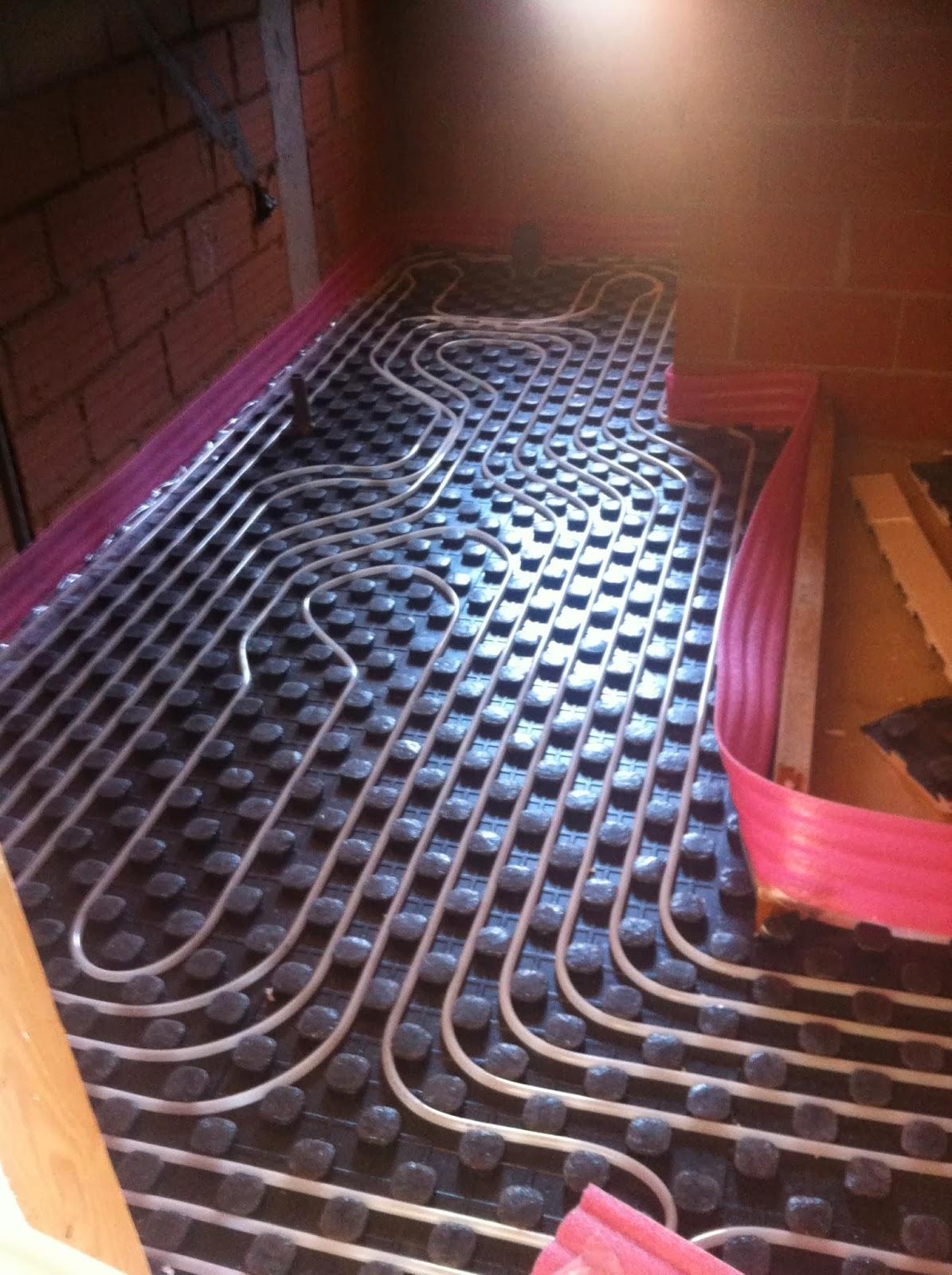 Suelo radiante o radiadores qu poner ecocalderas - Calefaccion radiadores o suelo radiante ...