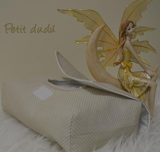 Guarda toallitas bebé Petitdudu