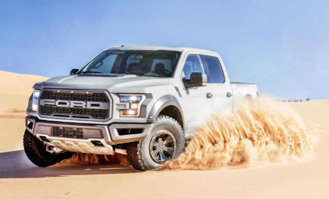 2017 Ford Raptor Price Tag