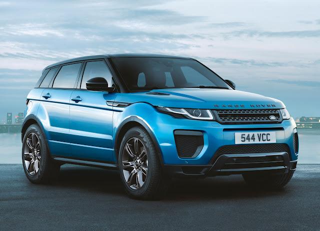 2017 Range Rover Evoque Landmark Special Edition - #Range_Rover #Evoque #suv #new_car