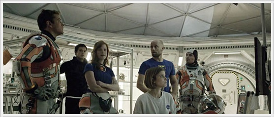 The Martian - ARES III
