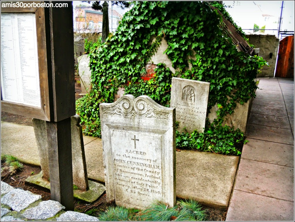 Cementerio en la Misión Dolores, San Francisco