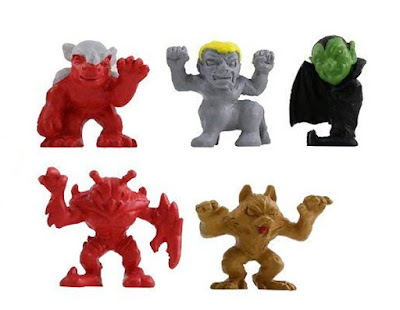 Mundo Monstruos World Monsters Werewolf Playset 01