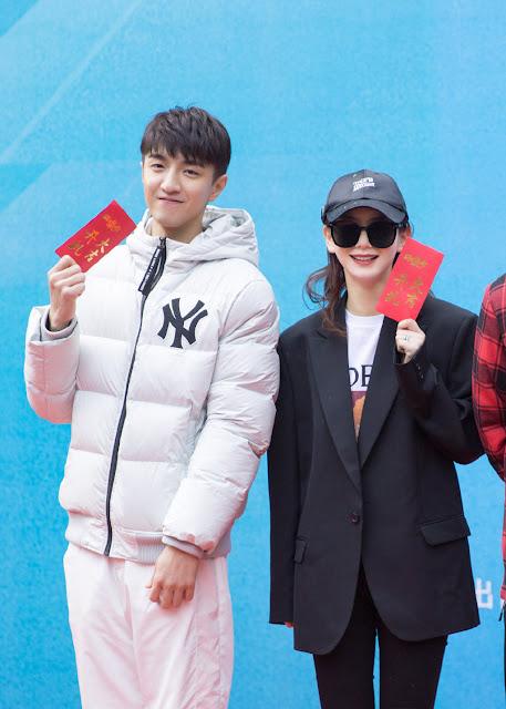 Booting Ceremony No Secrets Jin Han Qi Wei