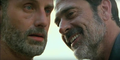 The Walking Dead Season 7 Episode 4 - Negan and Rick
