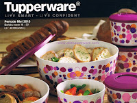 Promo Tupperware Mei 2015