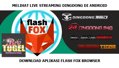 Brotogel - Live Streaming Dingdong Di Android - Brotogel ...