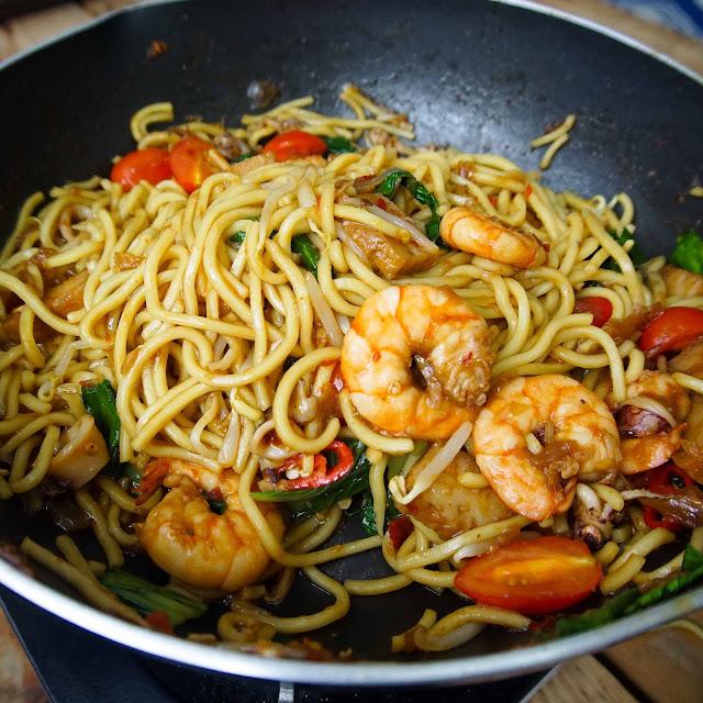 resepi sotong masak tumis soalan Resepi Udang Galah Azie Kitchen Enak dan Mudah