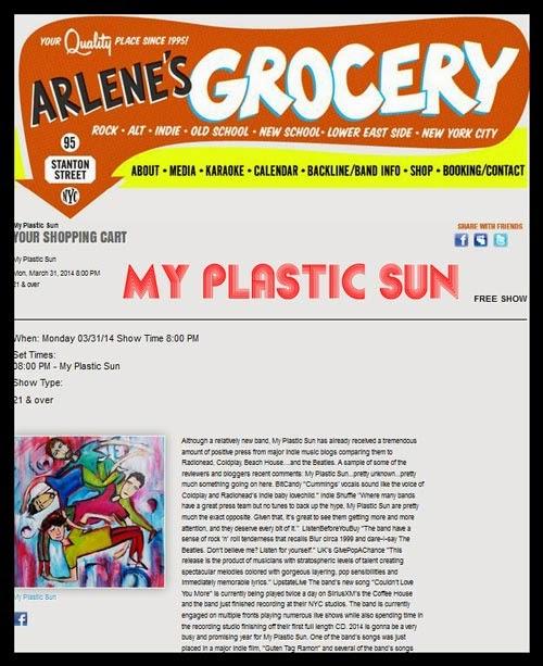 My Plastic Sun