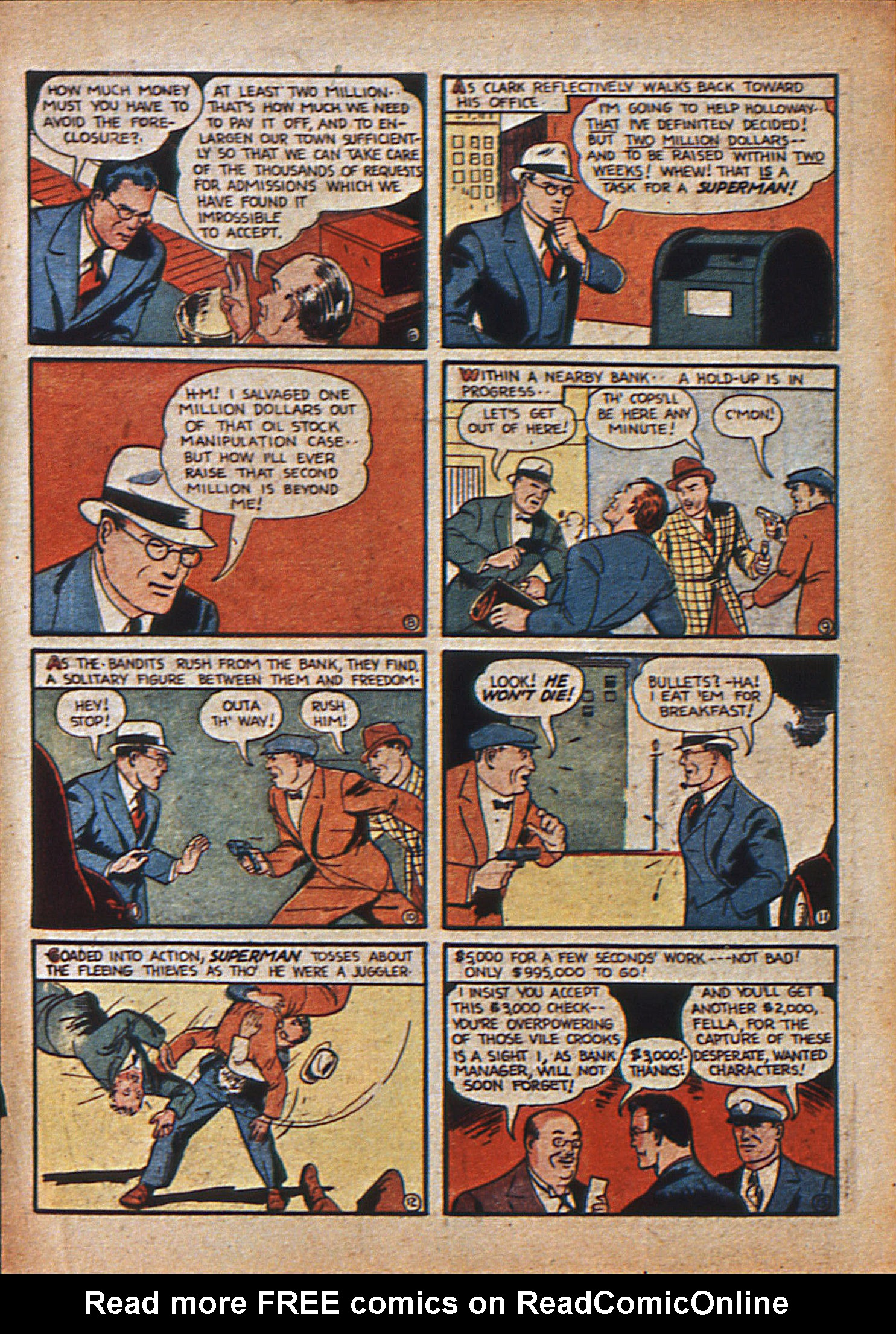 Read online Action Comics (1938) comic -  Issue #15 - 5