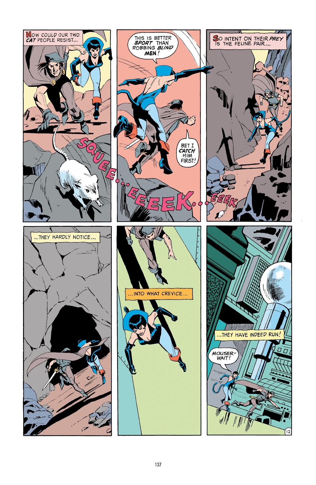 Read online Catwoman: A Celebration of 75 Years comic -  Issue # TPB (Part 2) - 38