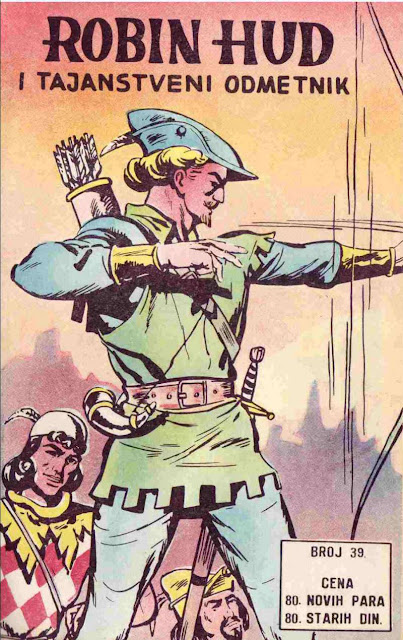 Robin Hud i Tajanstveni Odmetnik - Robin Hud