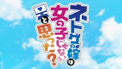 Netoge no Yome wa Onnanoko ja Nai to Omotta? BD Episode 1 – 12 Subtitle Indonesia [Batch]