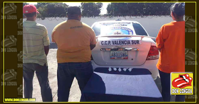 Capturados tres vendedores de cocaína en Valencia