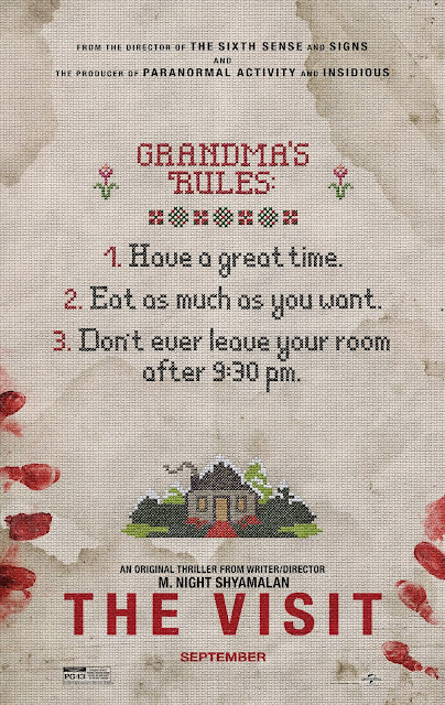 The Visit (2015) ταινιες online seires oipeirates greek subs